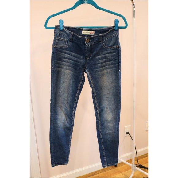 Paris Blues Denim - Blue Jeans